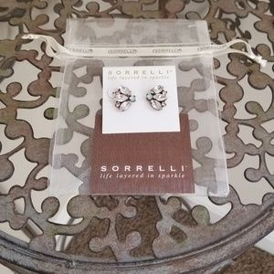 Sorrelli Crystal Cluster Earrings